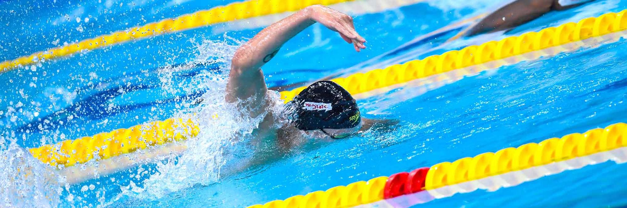Wiedereinstieg: Schwimmen
