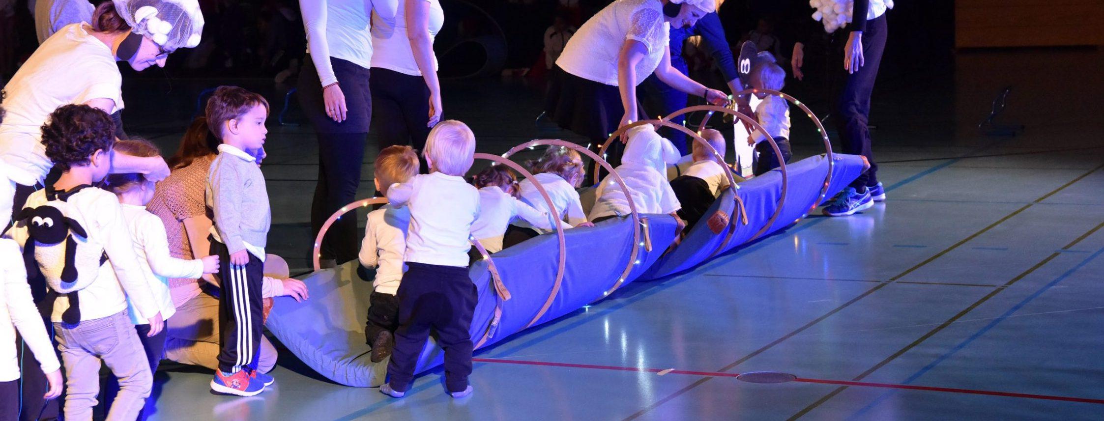 Read more about the article Übungsleiter/in Kinderturnen & Eltern-Kind-Turnen gesucht