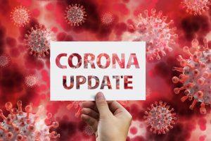 Corona ist noch nicht vorbei!