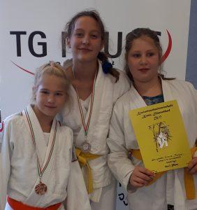 Kreiseinzelmeisterschaften der U10 und U13 in Neuss