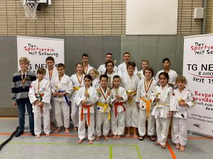 Ehrung der jahresbesten Judoka 2019