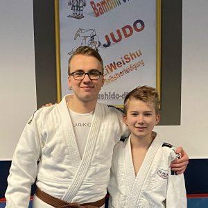 Zwei neue Kampfrichterlizenzen in der Judoabteilung
