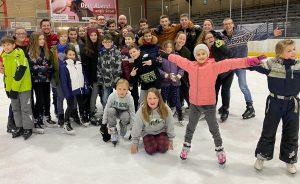 Weihnachtsfeier on Ice