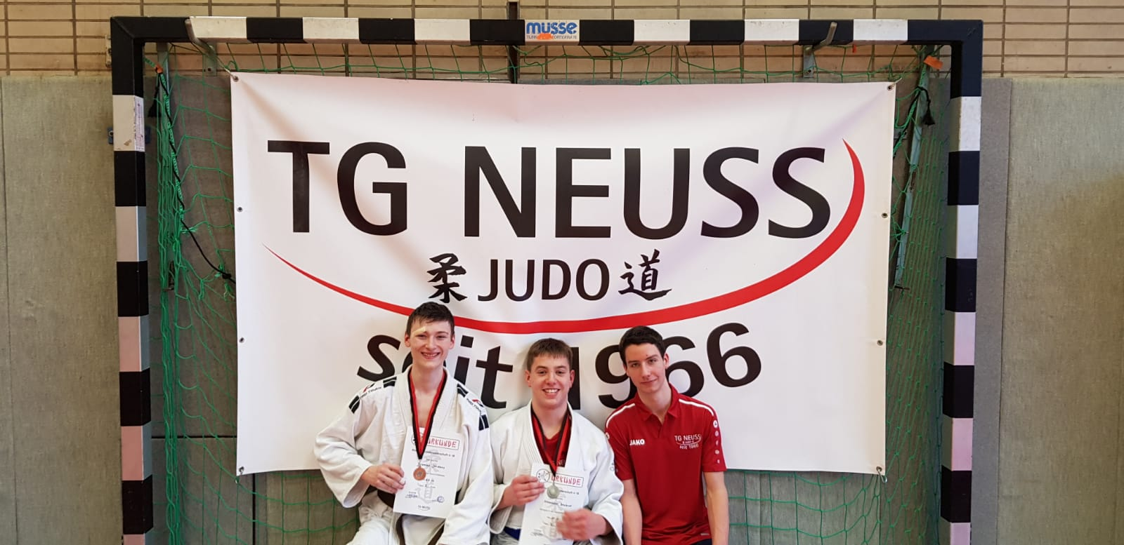 Bezirkseinzelmeisterschaften der U15 und U18