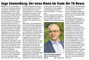Ingo Sonnenberg: Der Neue im Vorstand