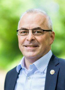 Ingo Sonnenberg wird Kultur- und Pressewart