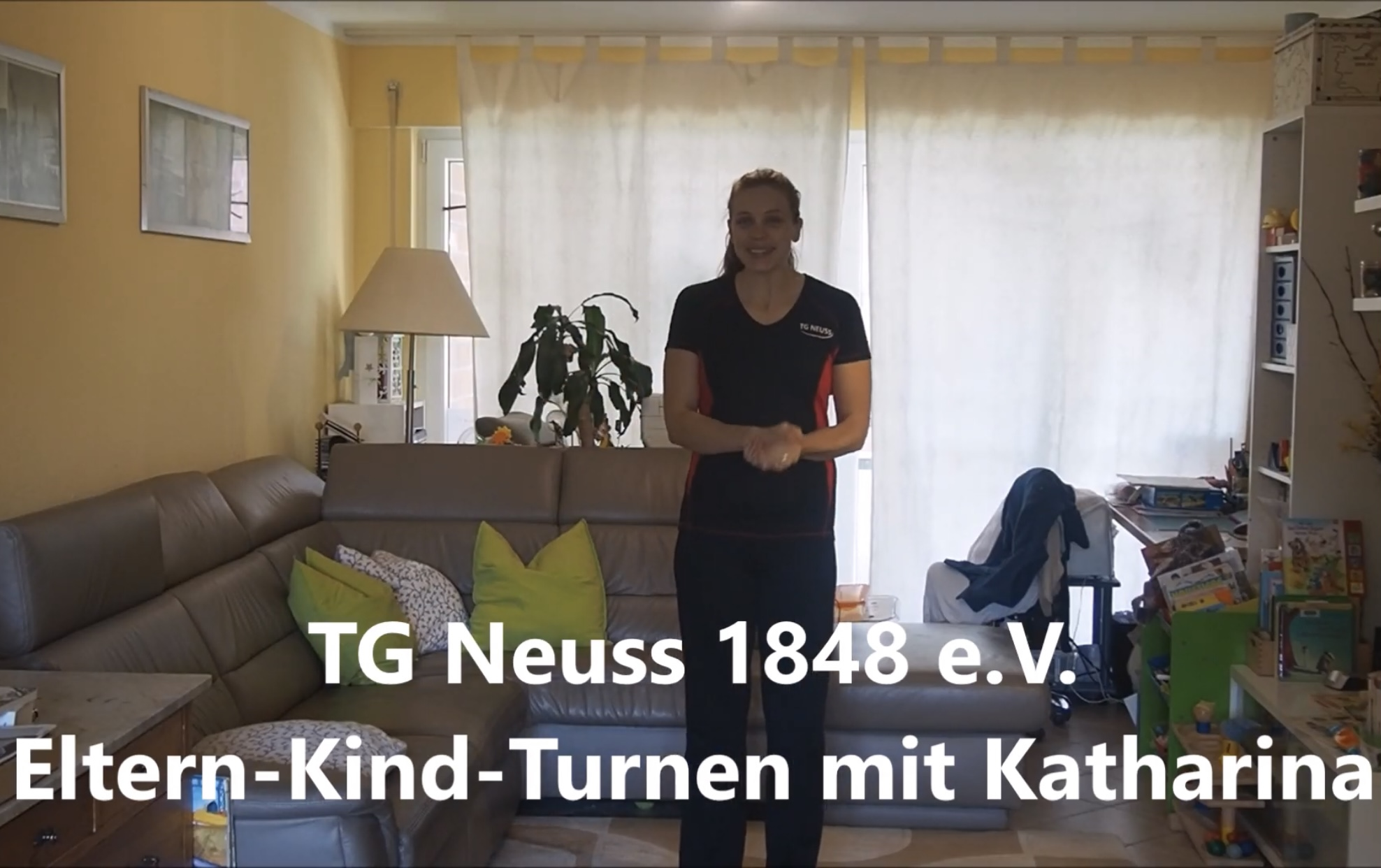 Video: Eltern-Kind-Turnen