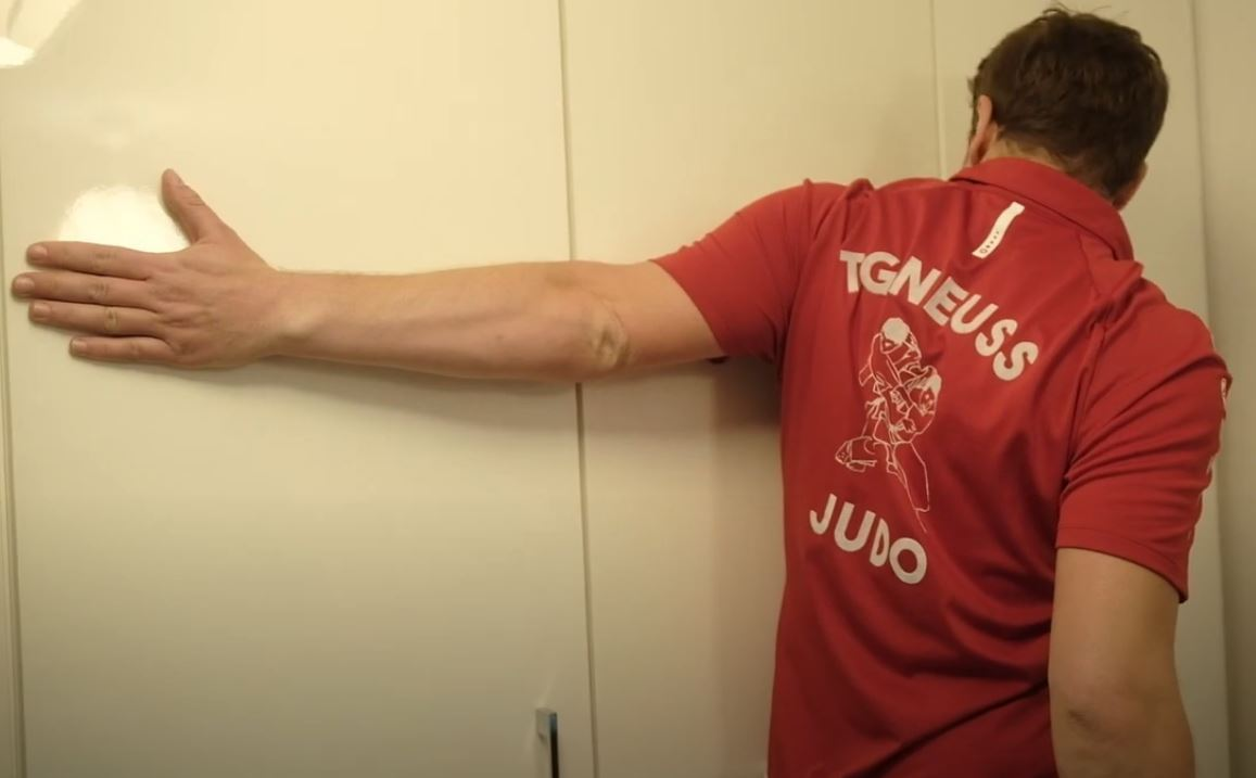 Judo im HomeOffice