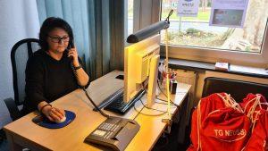 TG Neuss bietet jetzt Sprechstunde für Senioren an