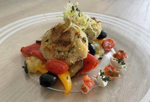 vegetarische Couscous Frikadellen