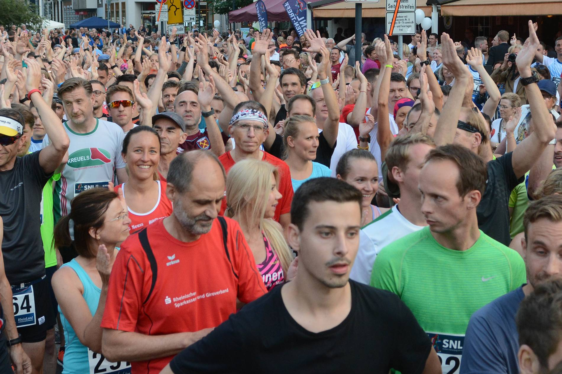 Read more about the article Sommernachtslauf 2021 abgesagt
