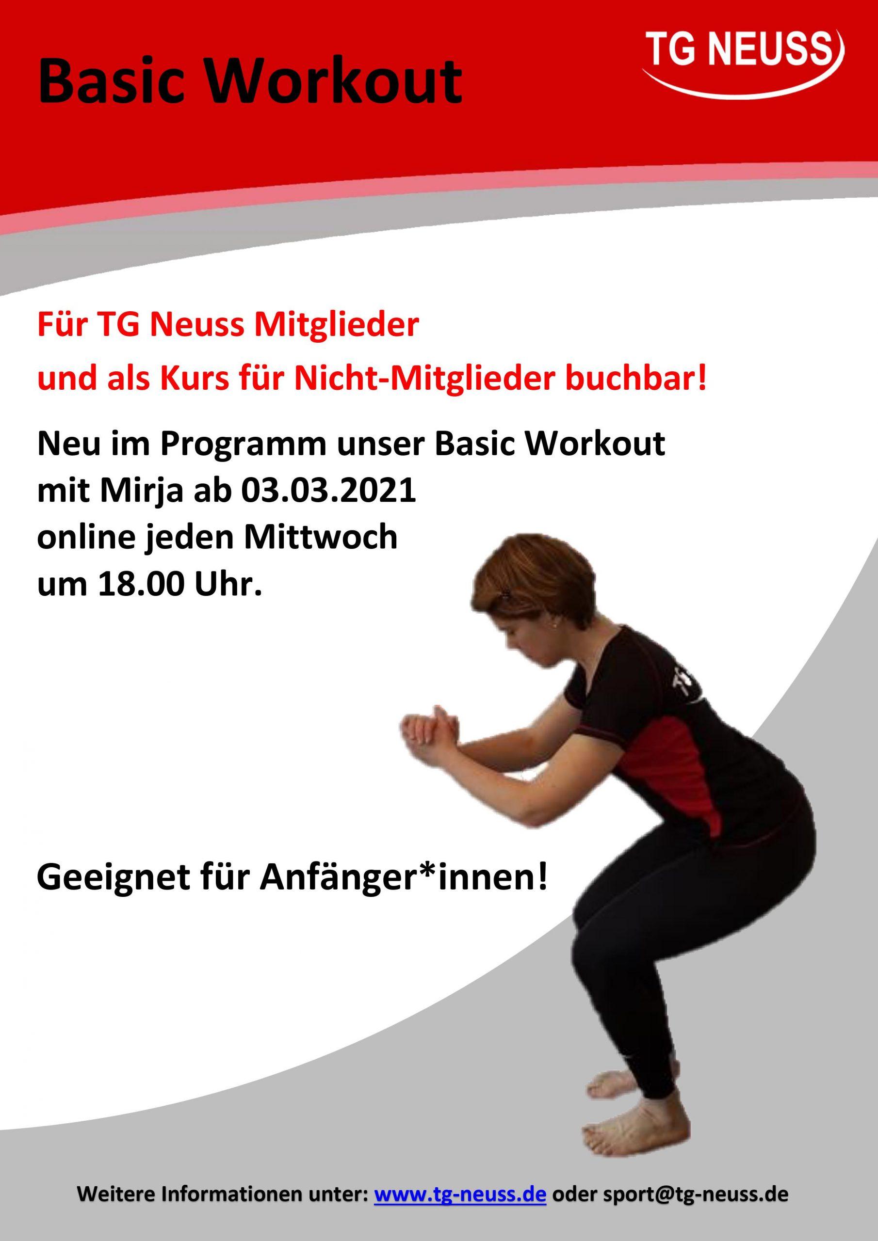 Basic Workout