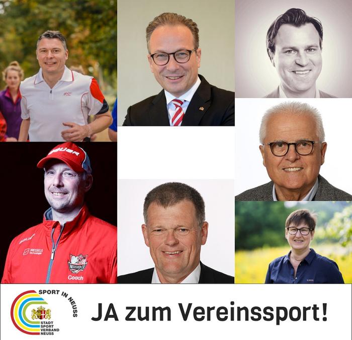 JA zum Vereinssport!