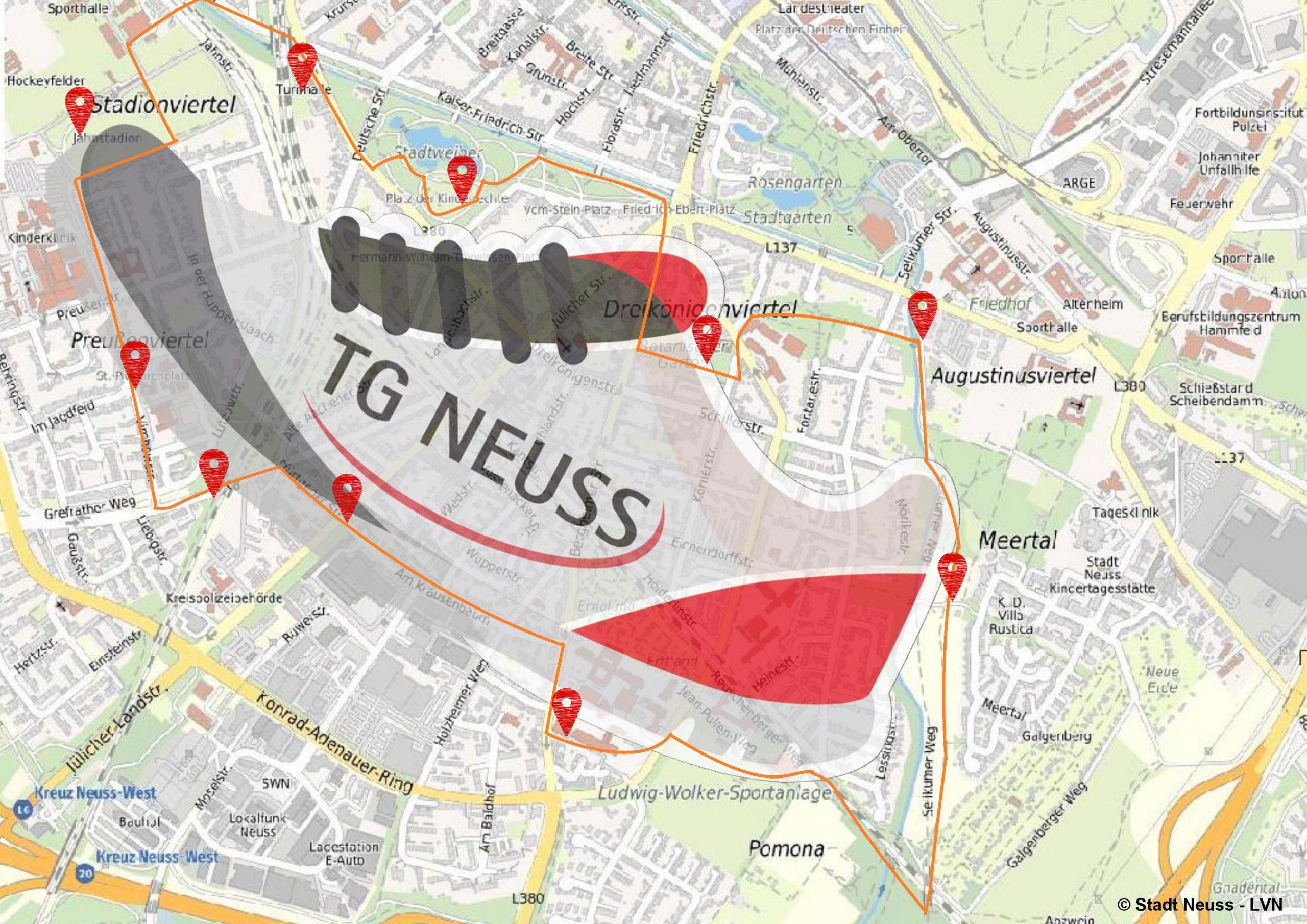 TG Neuss Stadtrallye