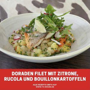 Doraden Filet