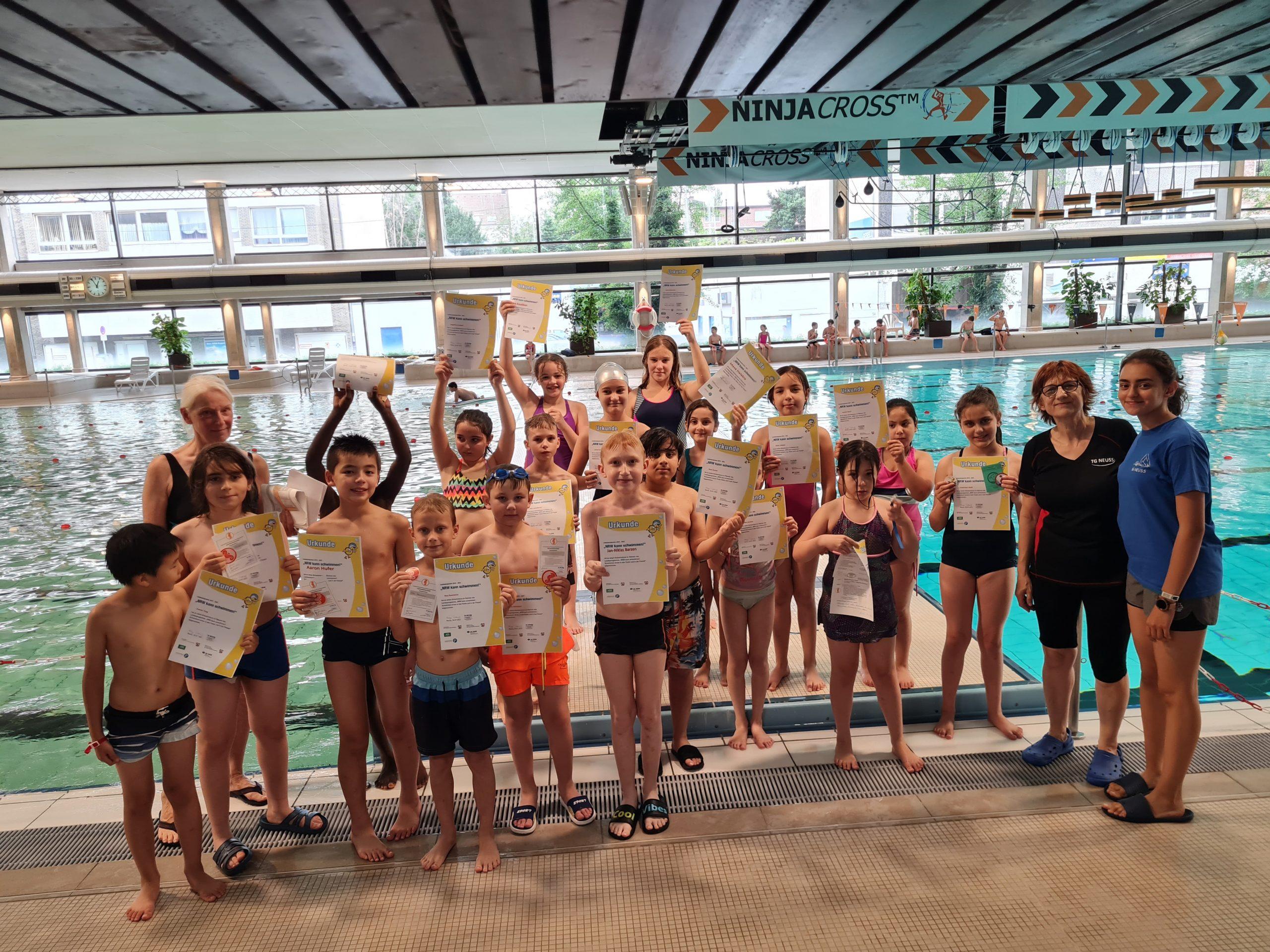 You are currently viewing NRW kann schwimmen – Sommerferien 2021
