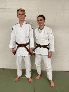 Read more about the article neue Braungurte für die Judoabteilung