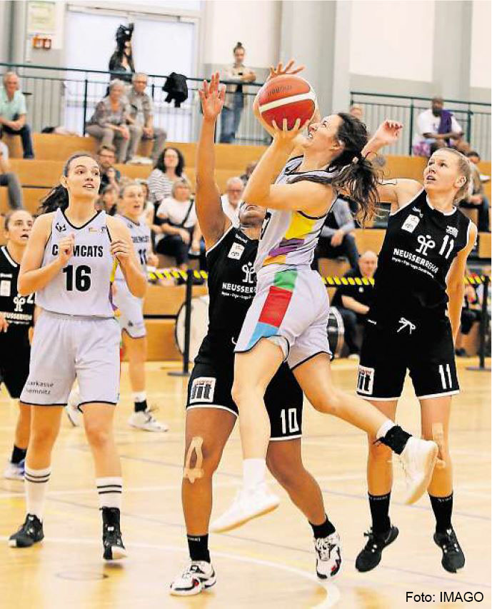 Read more about the article Tigers erstmals in dieser Saison in Neuss